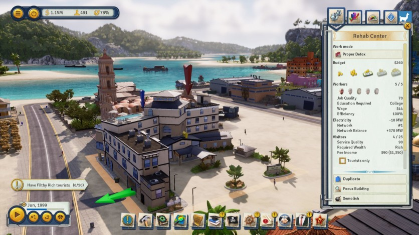 Screenshot 5 - Tropico 6 - Spitter