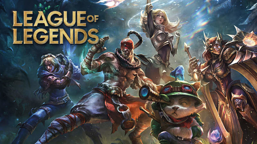 Screenshot 3 - League of Legends