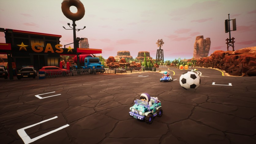 Screenshot 1 - Race With Ryan: Surprise Track Pack