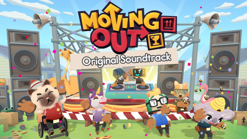 Screenshot 6 - Moving Out - Original Soundtrack