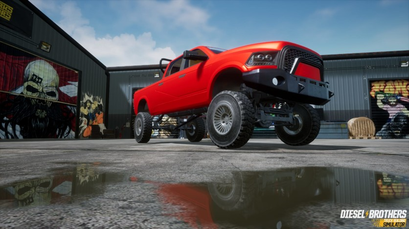 Screenshot 13 - Diesel Brothers: Truck Building Simulator