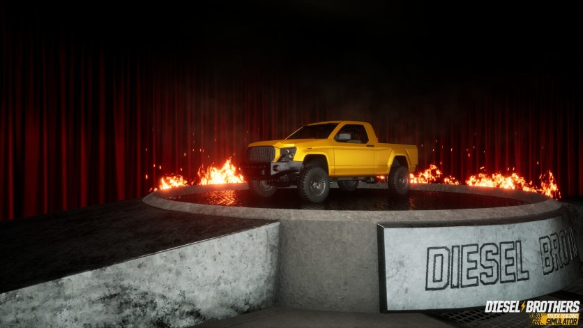 Screenshot 11 - Diesel Brothers: Truck Building Simulator