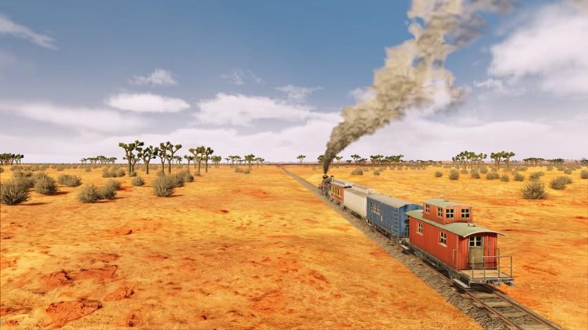 Screenshot 4 - Railway Empire - Down Under