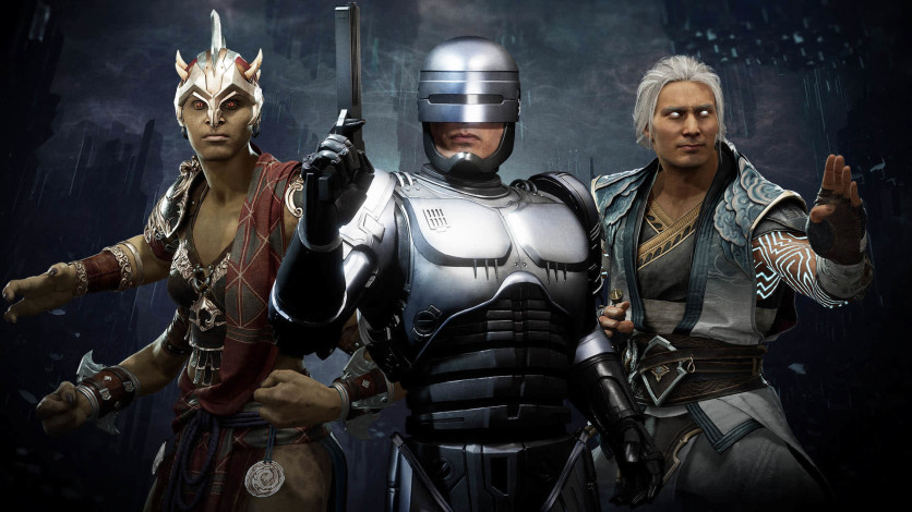 Screenshot 10 - Mortal Kombat 11 - Aftermath