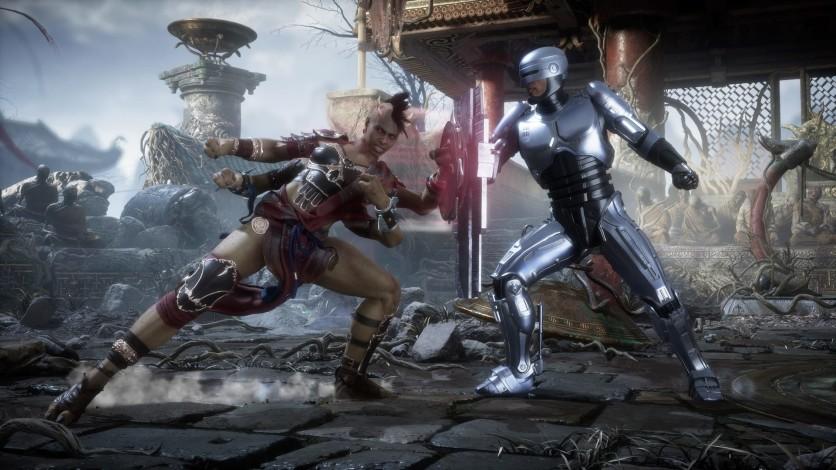 Screenshot 8 - Mortal Kombat 11 - Aftermath