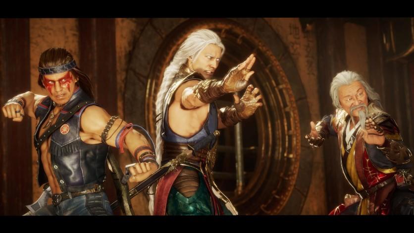 Screenshot 2 - Mortal Kombat 11 - Aftermath