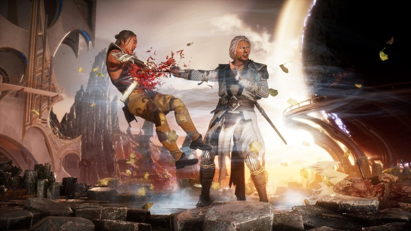 Screenshot 3 - Mortal Kombat 11 - Aftermath