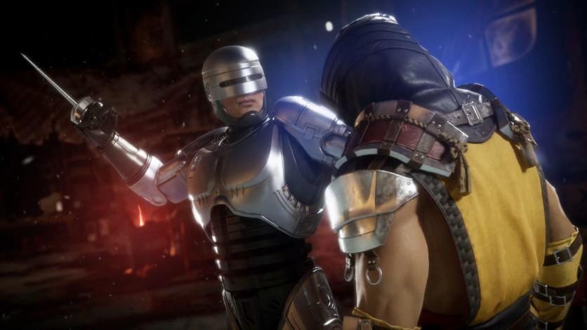Screenshot 9 - Mortal Kombat 11 - Aftermath
