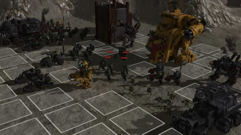 Screenshot 11 - Warhammer 40,000: Sanctus Reach