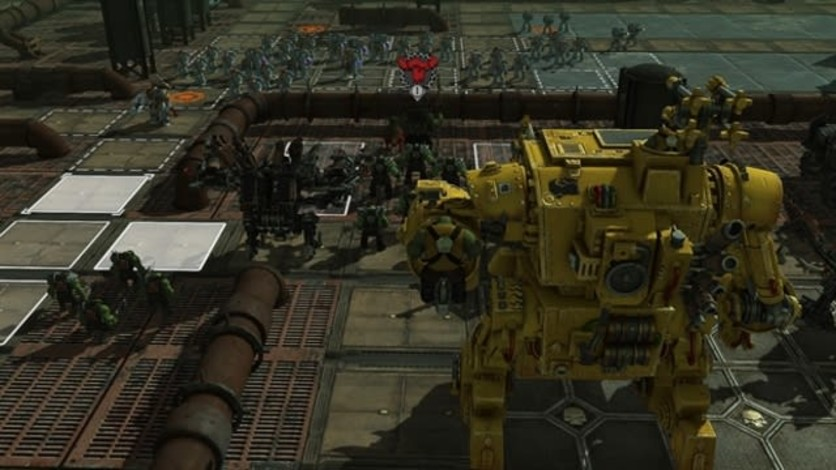 Screenshot 3 - Warhammer 40,000: Sanctus Reach
