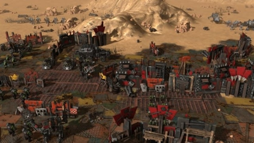Screenshot 4 - Warhammer 40,000: Sanctus Reach