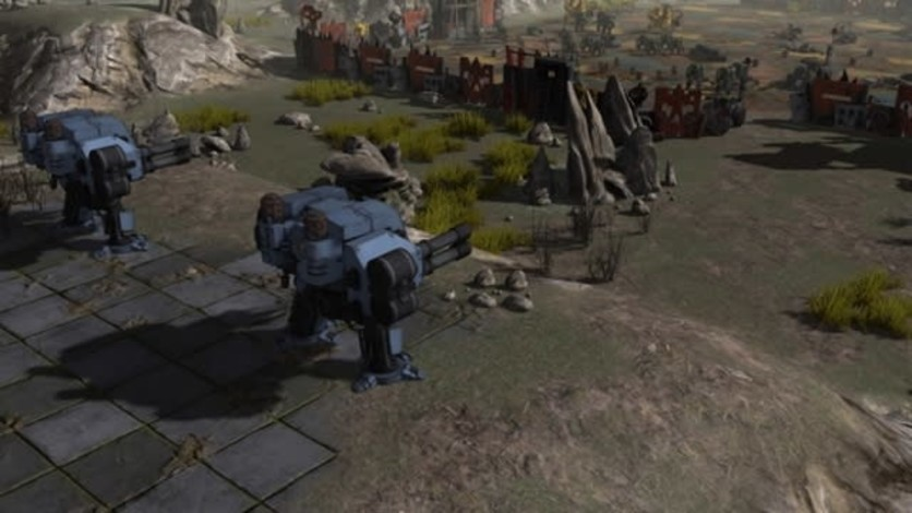 Screenshot 2 - Warhammer 40,000: Sanctus Reach