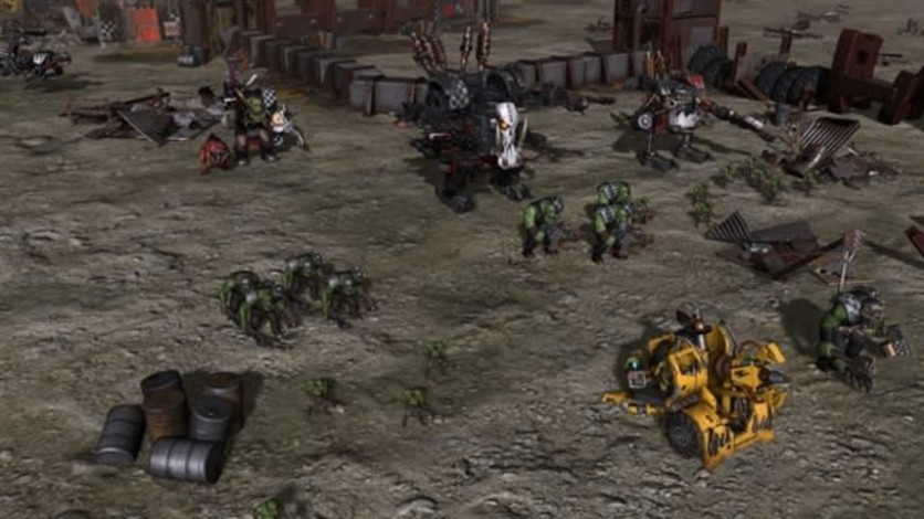 Screenshot 14 - Warhammer 40,000: Sanctus Reach