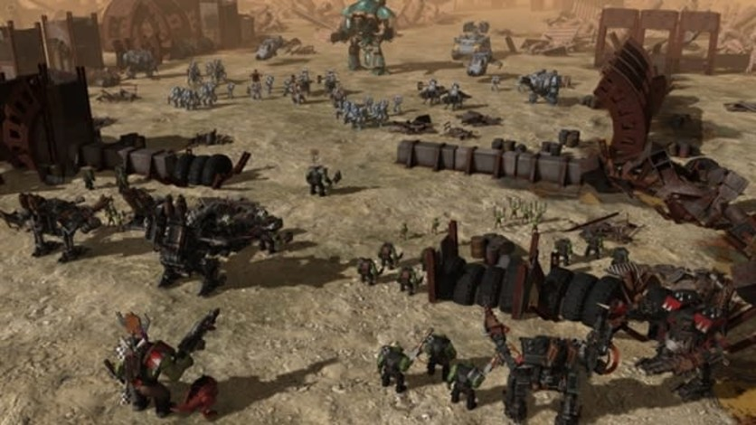 Screenshot 10 - Warhammer 40,000: Sanctus Reach