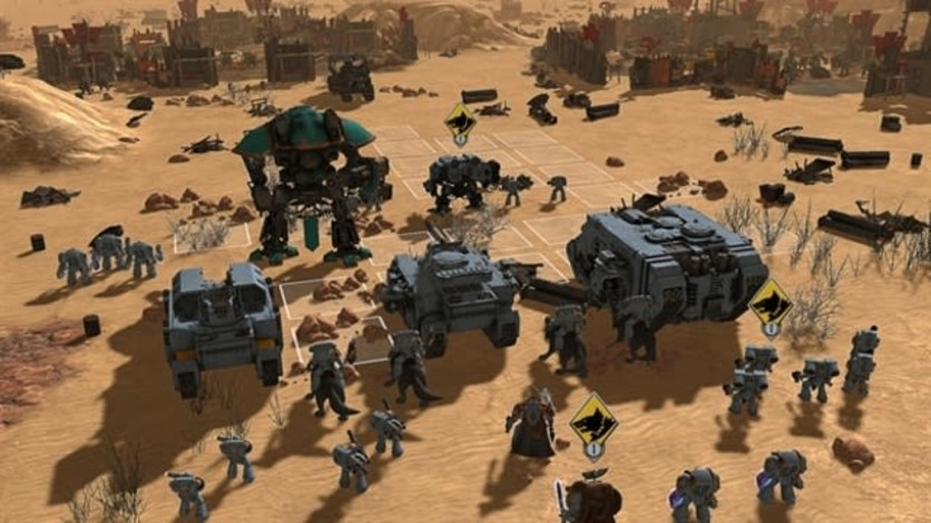 Screenshot 12 - Warhammer 40,000: Sanctus Reach