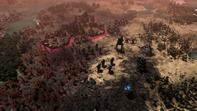 Screenshot 10 - Warhammer 40,000: Gladius - Relics of War
