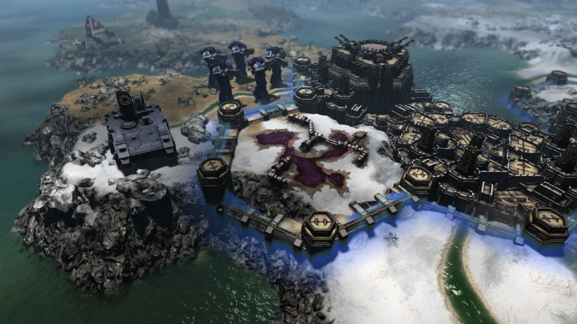 Screenshot 11 - Warhammer 40,000: Gladius - Relics of War