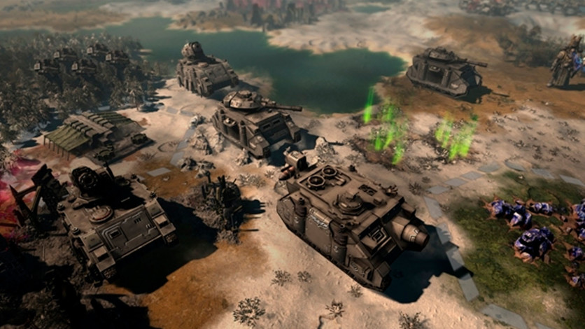 Screenshot 8 - Warhammer 40,000: Gladius - Relics of War