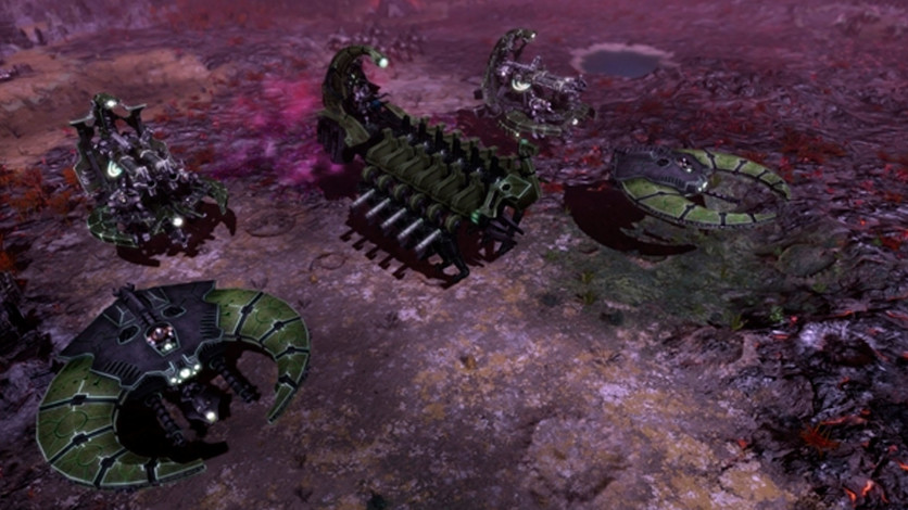 Screenshot 13 - Warhammer 40,000: Gladius - Relics of War