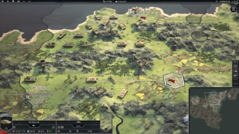 Screenshot 11 - Panzer Corps 2