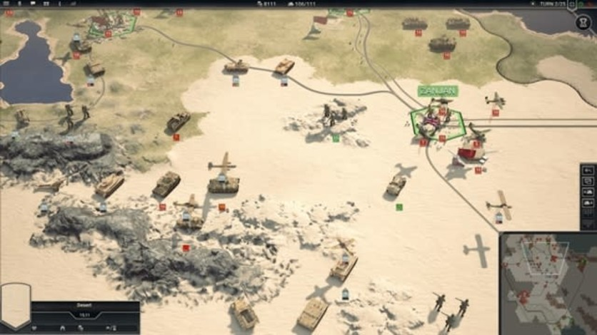 Screenshot 4 - Panzer Corps 2