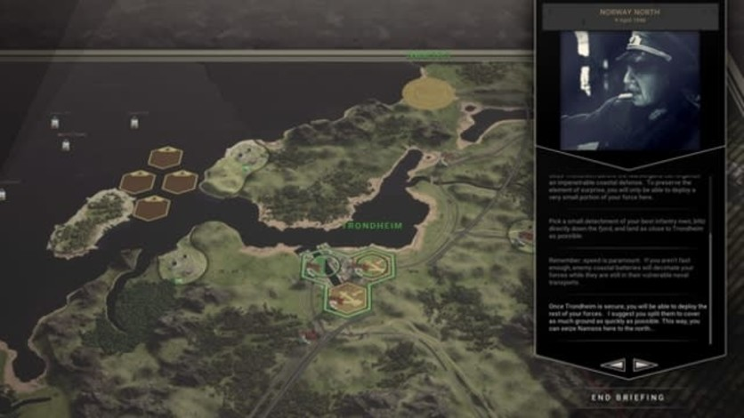 Screenshot 5 - Panzer Corps 2
