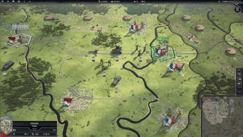 Screenshot 2 - Panzer Corps 2