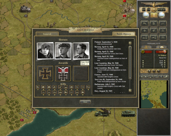 Screenshot 3 - Panzer Corps Gold