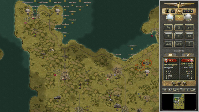 Screenshot 6 - Panzer Corps Gold