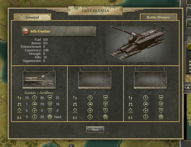 Screenshot 7 - Panzer Corps Gold
