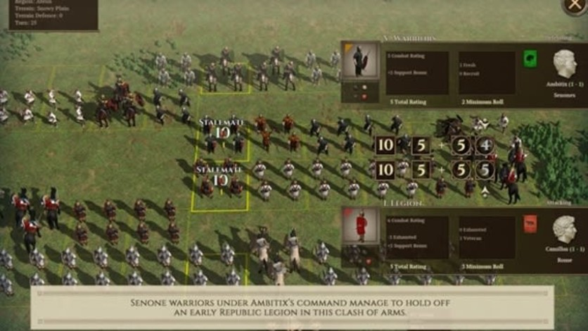 Screenshot 8 - Field of Glory: Empires