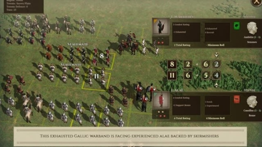 Screenshot 10 - Field of Glory: Empires