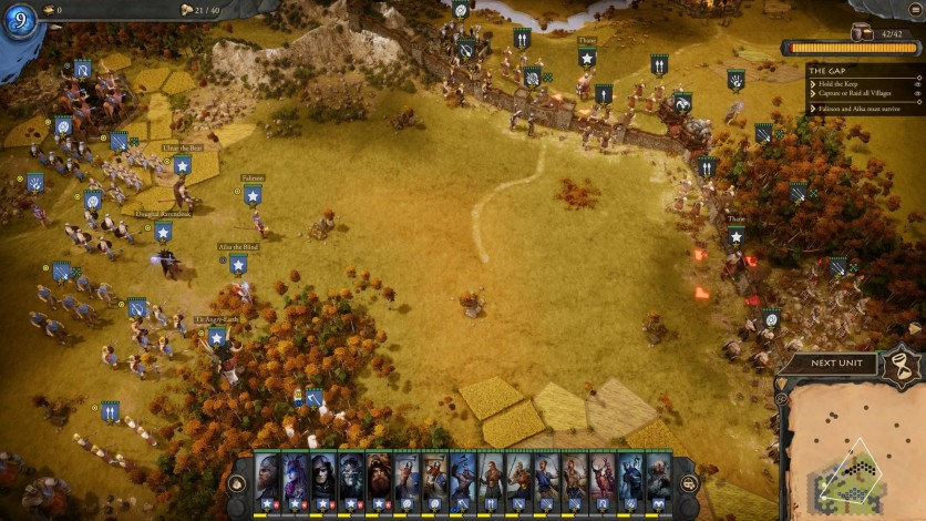 Screenshot 9 - Fantasy General II: Invasion