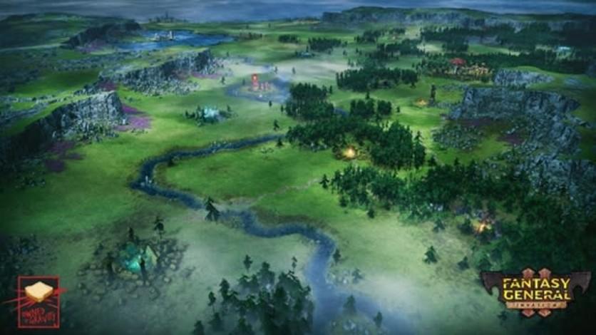 Screenshot 10 - Fantasy General II: Invasion