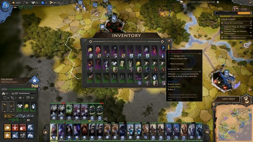 Screenshot 6 - Fantasy General II: Invasion
