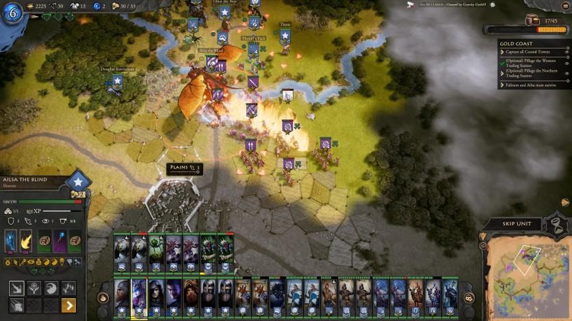 Screenshot 8 - Fantasy General II: Invasion