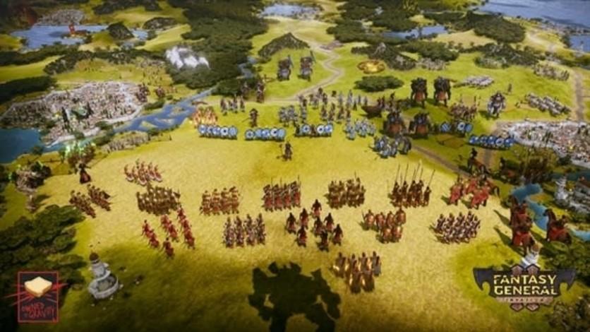 Screenshot 7 - Fantasy General II: Invasion