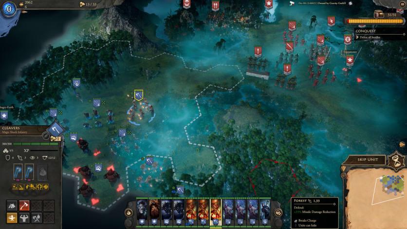 Screenshot 11 - Fantasy General II: Invasion