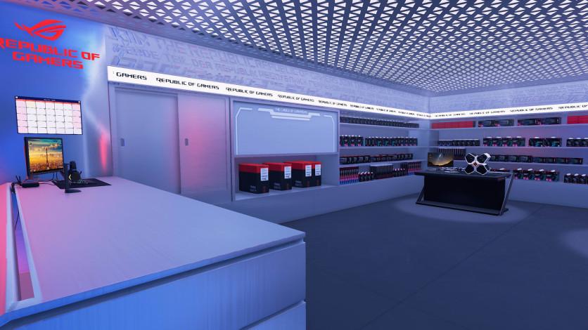 Screenshot 7 - PC Building Simulator - Republic of Gamers Workshop