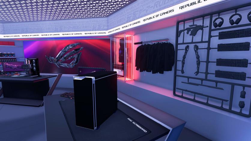 Screenshot 6 - PC Building Simulator - Republic of Gamers Workshop