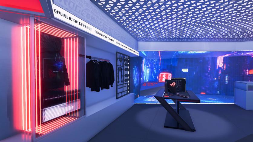 Screenshot 8 - PC Building Simulator - Republic of Gamers Workshop