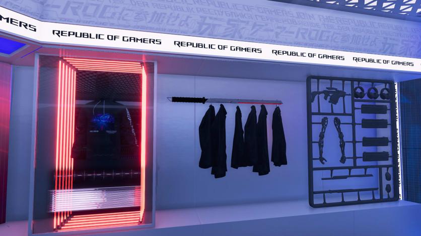 Screenshot 5 - PC Building Simulator - Republic of Gamers Workshop