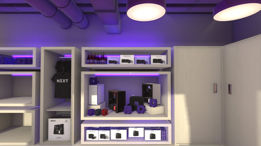 Screenshot 4 - PC Building Simulator - NZXT Workshop