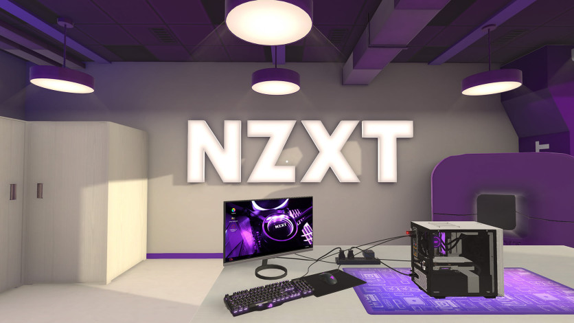 Screenshot 3 - PC Building Simulator - NZXT Workshop