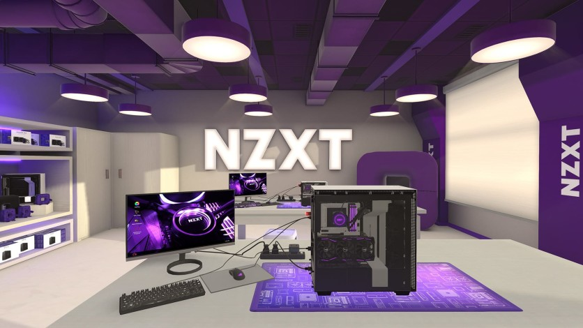 Screenshot 6 - PC Building Simulator - NZXT Workshop