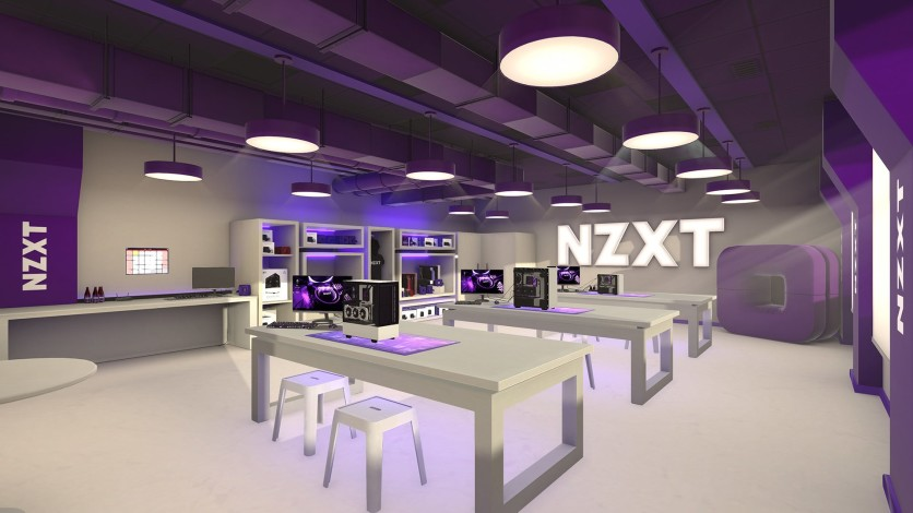 Screenshot 7 - PC Building Simulator - NZXT Workshop