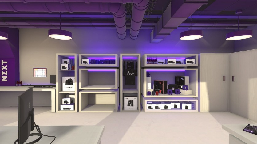 Screenshot 8 - PC Building Simulator - NZXT Workshop