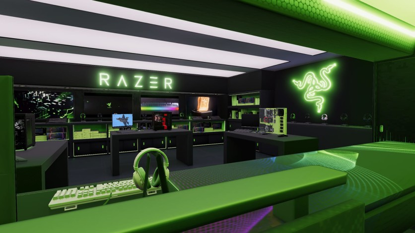 Screenshot 6 - PC Building Simulator - Razer Workshop