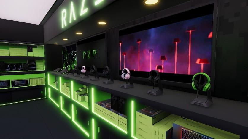 Screenshot 2 - PC Building Simulator - Razer Workshop