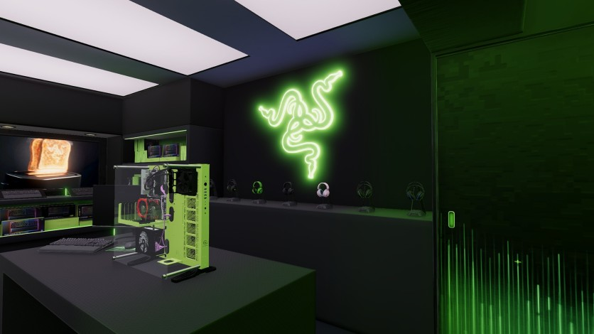 Screenshot 4 - PC Building Simulator - Razer Workshop